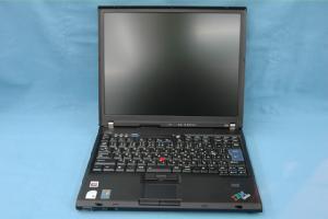 IBMレノボ ThinkPad T60 2007-4AJ